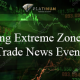 Using Extreme Zones to Trade News Events