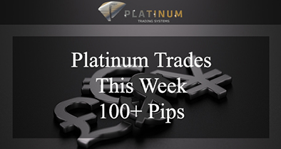 Platinum Trade This Week 100+ Pips