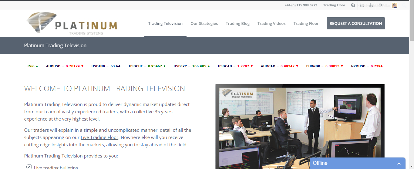 Forex trading tv